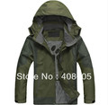 3 Colors Men Jackets Sports & Outdoor Hiking Jackets Man Sports wear XL XXL XXXL 4XL 5XL Free shipping