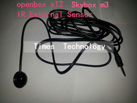 IR External Sensor for Skybox m3 ,openbox s12 Satellite receiver,3 meters IR External Sensor, free shipping