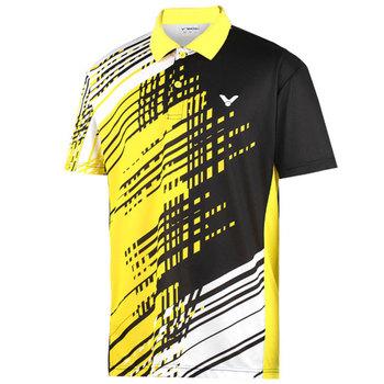Men Badminton Jersey: Uber Cup 2014 VICTOR Badminton tournament Tshirt, VICTOR S-4502