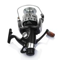 Spinning Fishing Reel 6000 1pc 2014 Hot Golden BX6000 5BB+1 4.1:1 instant anti-reverse Full Metal Pesca Fishing Reels Tackle