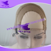Glueless Full lace wig Cap inside inner caps net sale wig making wholesale free shipping Supplier 3 Size,4 Color