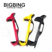BigBing store Derlook fitted seat car mobile phone holder navigation frame red yellow pink black  k0905