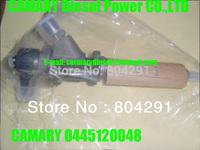 Original common rail injector 0445120048 for MITSUBISHI 4M50 ME222914