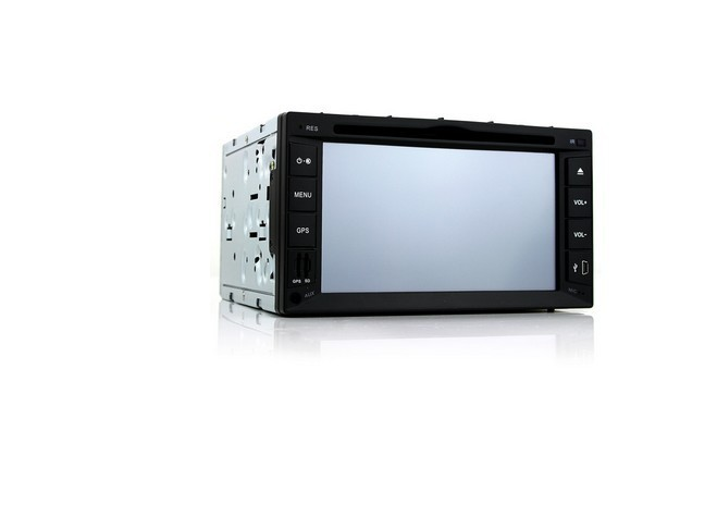 DVD/GPS 6.2 inch TFT Bluetooth HD Touch Screen Car DVD Audio Video Player with GPS Navigation(China (Mainland))