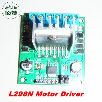 L298 Module L298N Dual Bridge DC stepper Controller Control Motor Driver module Board