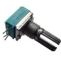 Free shipping!!! 100pcs 9mm single adjustable potentiometer single joint to adjust the volume resistance 5K 10K50K20K B503B103