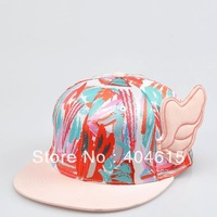 wholesale hiphop angle wings flat snapback hats women and men sport baseball caps