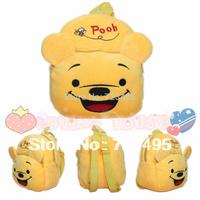 2014 3D backpacks cute kids backpack schoolbag satchel /the knapsacks are children's gift/plush small backpacks for girl and boy