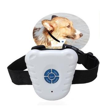 Ultrasonic Bark Stop Dog Training Collar barking pet