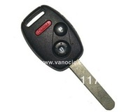 for Honda Accord 3 button ( 2 +1) remote key ID46 chip 313.8mhz