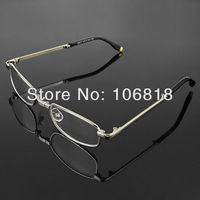 1x Foldable Folding Full Frame Reading Glasses Reader Magnifying Eyeglasses Case +1.50