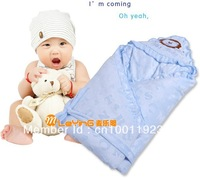 Free shipping Sleeping bag winter/Cotton towel blanket/ Winter blanket /Baby blanket/Blanket on the bed/sleeping bag