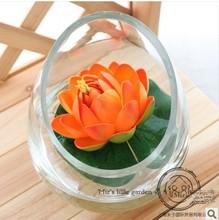 wholesale artificial flowers lotus