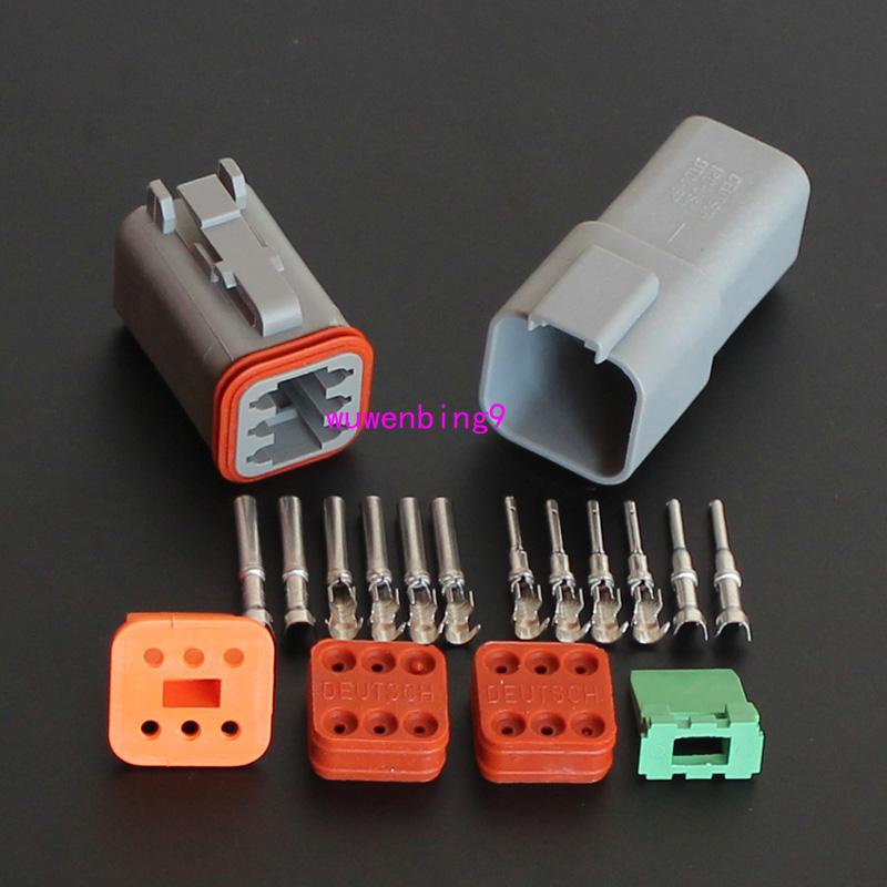 электрические штекерные разъемы
