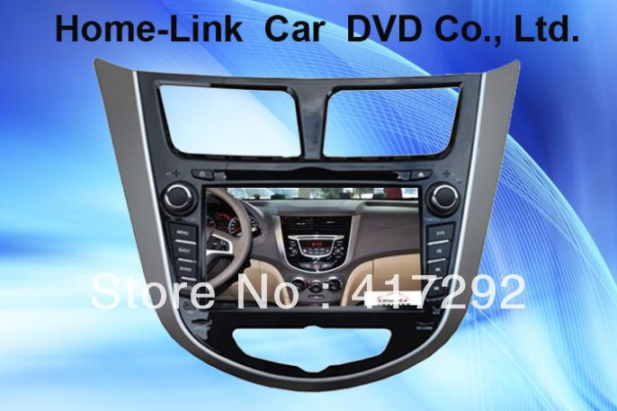 Hot ! Car DVD for Hyundai Verna Solaris with 3G Russian MEMU Camera Brackets GPS radio bluetooth TV iPod PIP free 4GB TF card(China (Mainland))