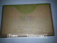 high quality,1pcs/lot Vu Solo ,VU+Solo PVR Linux Smart Single Tuner Digital dvb-s2 HD Receiver, Free Shipping