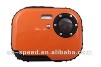 freeshipping 3 to 5 meters water-proof cheap mini Digital Camera DC-B169 for shutterbugs children youth under water photo