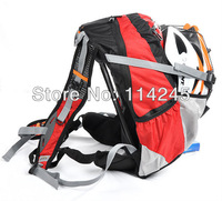 Giant Bicycle Bag Mountain Bike Packsack Backpack Road cycling Knapsack With Rain Cover black/blue free shipping