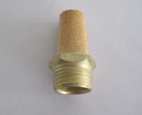 Free shipping Pneumatic muffler, BSL/PSL-03 series solenod valve mufflert,silence exhaust muffler,eliminator silencer thread 3/8
