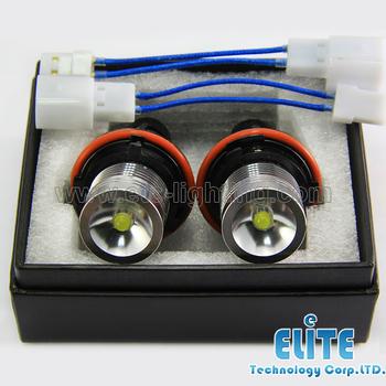 Free Shipping!!!  E39 5W LED Angel Eyes LED Marker For BMW E53, E60, E61, E63, E64, E65, E87