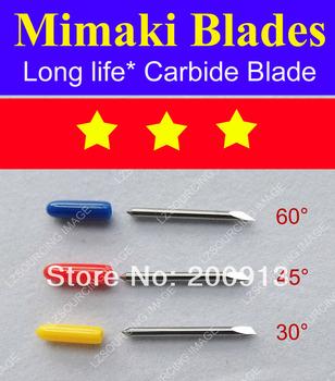 5 x 60 degree Blades for Mimaki Summa Vinyl Cutter Plotter Cutting