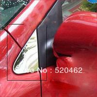 Chrome Mirror Bracket cover Trims For Toyota Corolla 2009 2010 2011