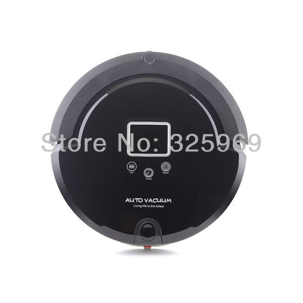 (Free To Spain) Most Fashionable Robot Vacuum Cleaner Auto Rechargeable Best Seller Online Sale(China (Mainland))