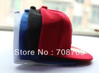 1pcs retails can choose colors Baby Sun Hat Baseball Hat Kids Summer Caps Big Brim Sunbonnet For 4-8 Year Children