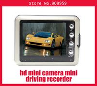 2.0 screen 500 hd mini camera mini dv camera driving recorder