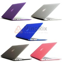 """1Pc Matte Rubberized Hard Skin  Shell Case Cover For Apple Macbook Air 11"""" 11.6""""  A1370 / A1465"""