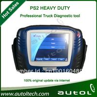 2013 100% original PS2 HD Heavy Duty Diagnostic Tool&auto diagnostic tool ps2 Heavy Duty Diagnostic tool DHL Free&EMS Discount