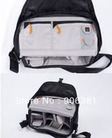 Lowepro Nova 190 AW 190AW Black shoulder Digital SLR Camera Backpack Bag Case