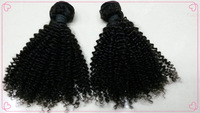Wholesale virgin malaysian curly hair afro kinky weave promotion kilo price 10 bundles color 1b free shipping