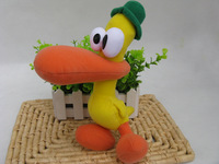 "NEW Pocoyo Plush toy PATO 12""  Wholesale and Retail"