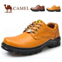 [factory Outlets] Camel Men's Shoes, Leather Genuine Bulk Of Men's Business Casual Shoes