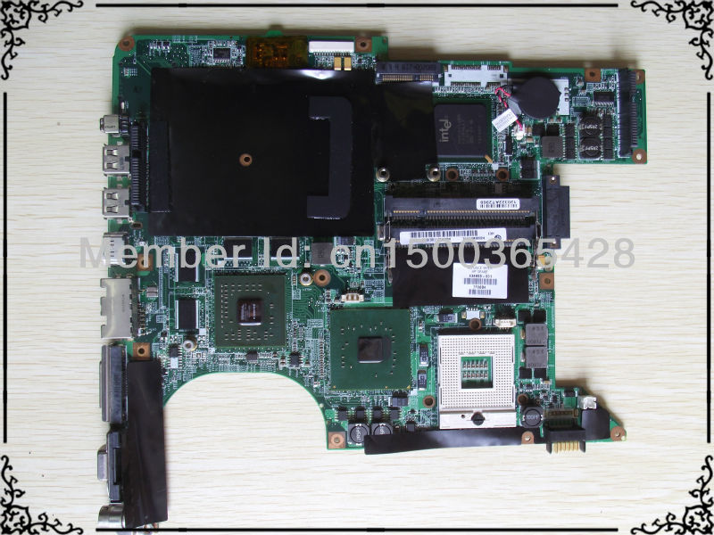 For HP DV9000 laptop motherboard 434659-001 434660-001 ,100% Tested and guaranteed in good working condition!!(China (Mainland))