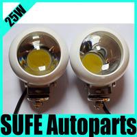 4PCS New CREE Chip 4'' 10~30V 25W LED driving light 2500LUM IP67 LED Work light  AVT SUV Offroad LED Spot Light 4X4
