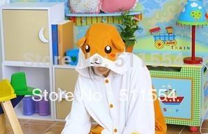 Free Shipping One Piece Cute Cheap Hamtaro Adult / Children Polar Fleece Winter Animal Pyjamas Costume Onesie Pajamas On Sale