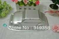 2013 Free Shipping Car Shaped Cake Pan  Cake Decoration Tool  Metal Cake Mould Cake Baking Pan