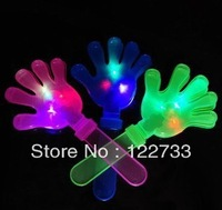 New arrival luminous hand flash clapping device luminous palm shoot supplies