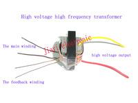 High voltage transformer high voltage generator transformer high voltage module transformer 100kv high frequency transformer