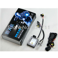Free Shipping wholesale high quality Aluminum Housing 100% waterproof HID Xenon Motorcycle Kit for harley davidson free shipping