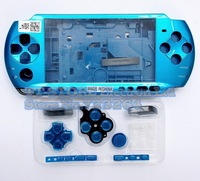 Blue Housing Case for PSP 3000 (High Quality)