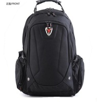 Swiss army knife bag business laptop bag Swissgear backpack tide male bag bag business,free shipping