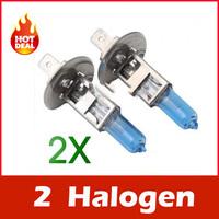 2 H1 HID Halogen Auto Car Head Light Bulbs Lamp 6500K