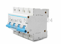 CHINT MCB 4P 100A high power  mini miniature circuit breaker switch motor protection cheaper than ABB schneider