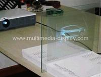 Transparent film Holographic film,for holo showcase
