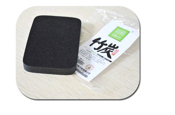 2013 New Arrival Bathing Accessory Face-Cleaning Tool Bamboo Facial Sponge Free Shipping W058