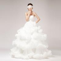 2013 Custom Made Ball Gown Wedding Dress/Cheap Wedding Gown/Bridal wedding dress