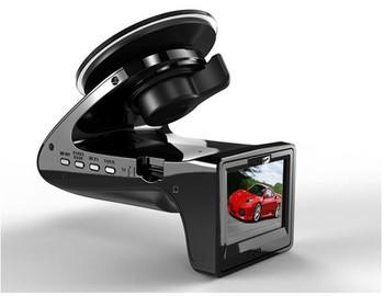 Newest HD 1080p Car DVR Camera Recorder with E-dog Radar Detector G-sensor Car Black Box Camera Radar Detection edog